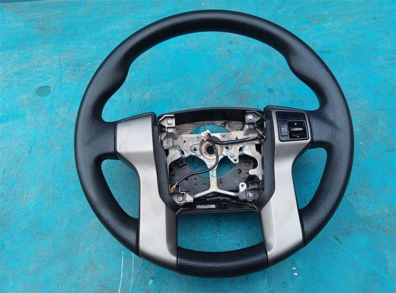 Руль Toyota Land Cruiser Prado TRJ150 2TR-FE 08.2010 (б/у)