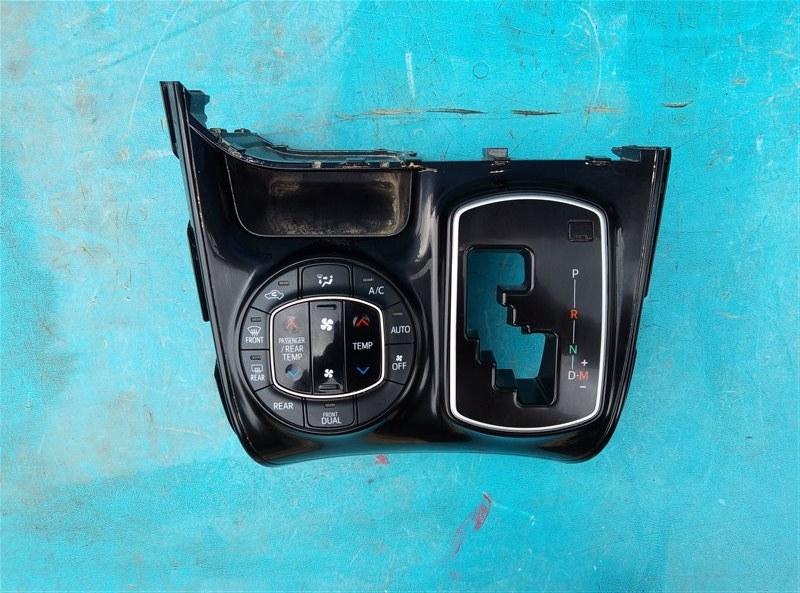 Климат-контроль Toyota Voxy ZRR80 3ZR-FAE 11.2018 (б/у)