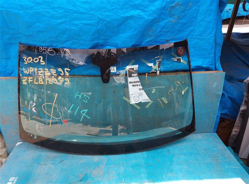 Лобовое стекло Porsche Macan 95B CNCC 10.2014 (б/у)
