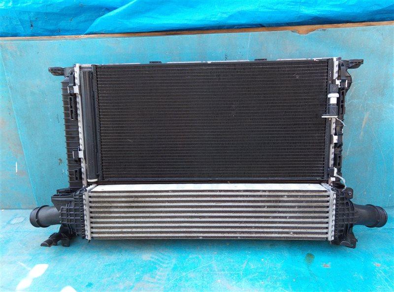 Радиатор основной Porsche Macan 95B CNCC 10.2014 (б/у)