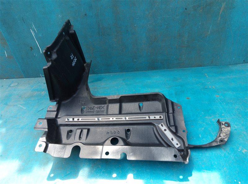 Защита двигателя Toyota Voxy ZRR80 3ZR-FAE 11.2018 правая (б/у)