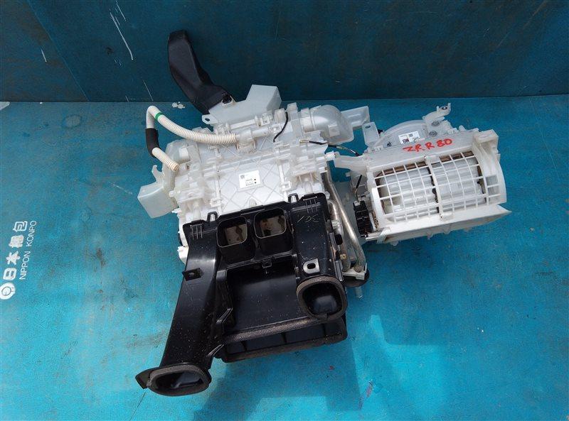 Печка Toyota Voxy ZRR80 3ZR-FAE 11.2018 (б/у)