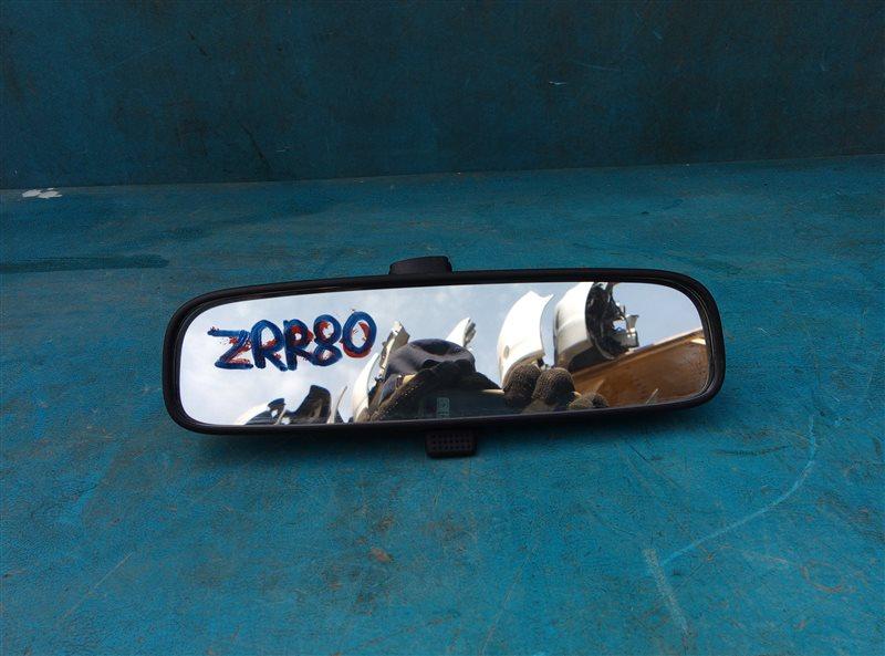 Зеркало заднего вида Toyota Voxy ZRR80 3ZR-FAE 11.2018 (б/у)