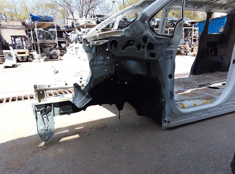 Лонжерон Toyota Voxy ZRR80 3ZR-FAE 11.2018 передний левый (б/у)