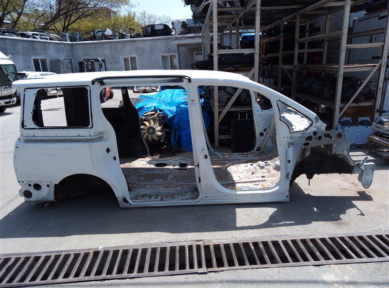 Стойка кузова Toyota Voxy ZRR80 3ZR-FAE 11.2018 передняя правая (б/у)