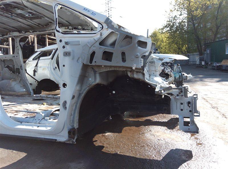 Лонжерон Toyota Vellfire AGH30 2AR-FE 02.2018 передний правый (б/у)