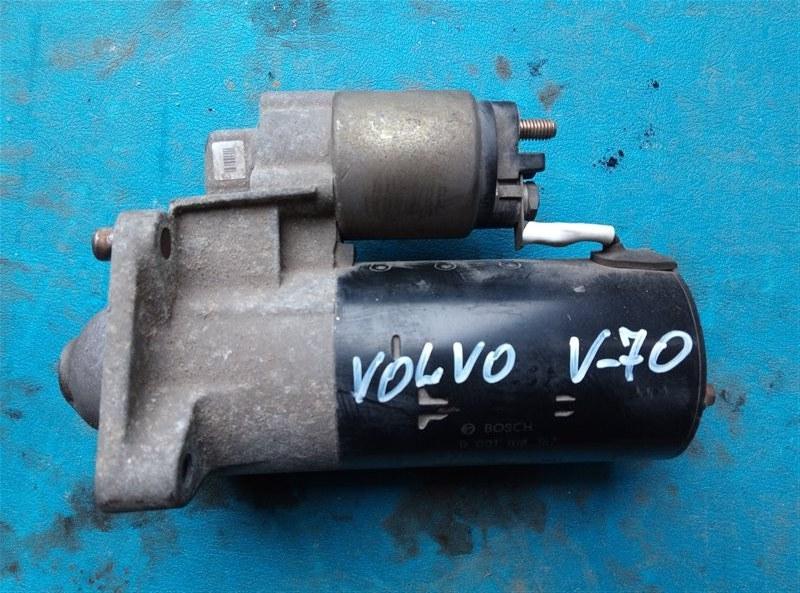 Стартер Volvo V70 YV1SW B5244S (б/у)