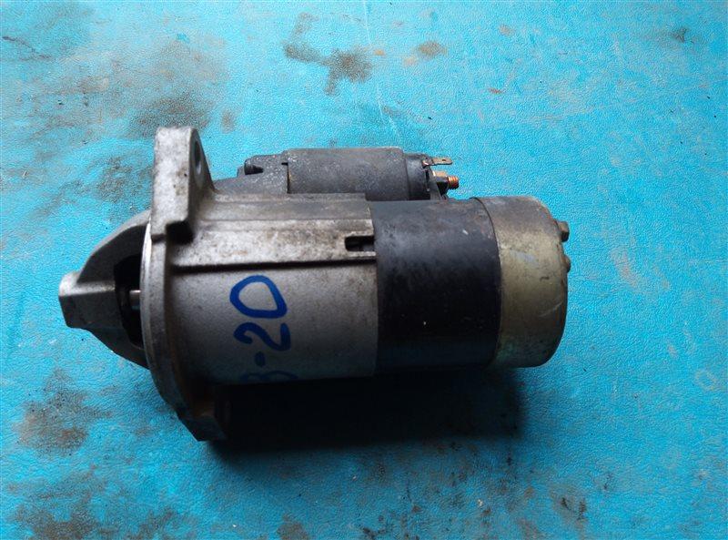 Стартер Nissan Cedric ENY34 RB25DET (б/у)