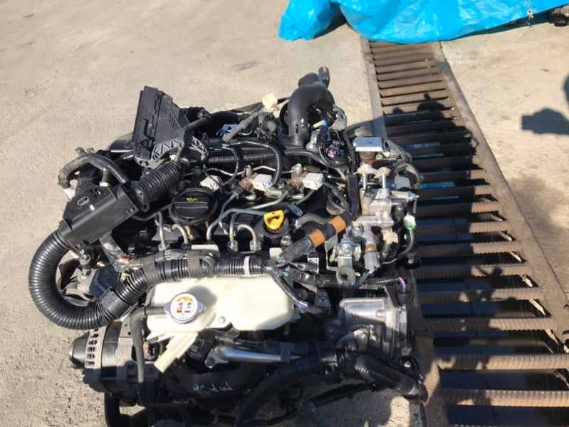 Двигатель Mazda Cx-3 DK5AW S5DPTS 10.2015 (б/у)