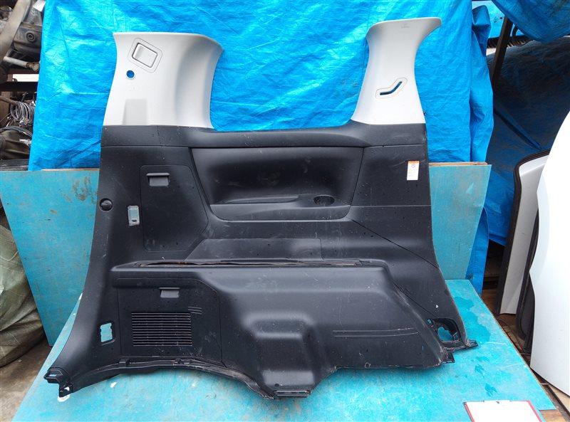 Обшивка багажника Toyota Vellfire AGH30 2AR-FE 02.2018 задняя левая (б/у)