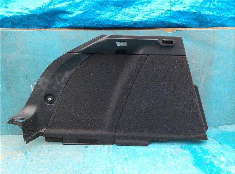 Обшивка багажника Porsche Macan 95B CNCC 10.2014 задняя левая (б/у)