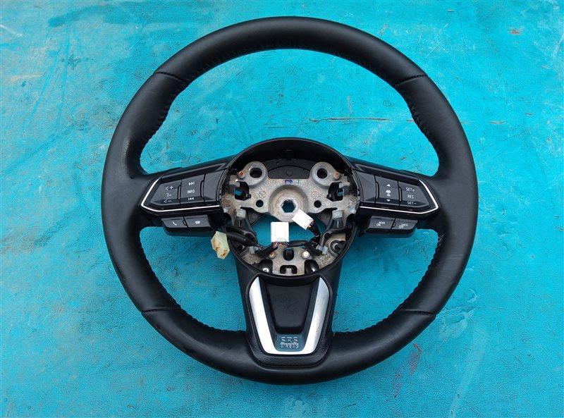 Руль Mazda Cx-5 KF5P PY-VPS 2019 (б/у)