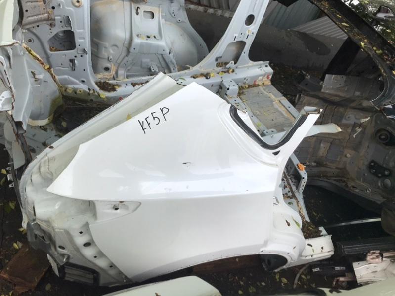 Крыло Mazda Cx-5 KF5P PY-VPS 2019 заднее правое (б/у)
