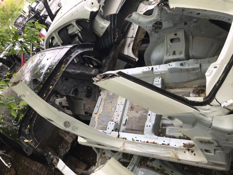 Стойка кузова Mazda Cx-5 KF5P PY-VPS 2019 правая (б/у)