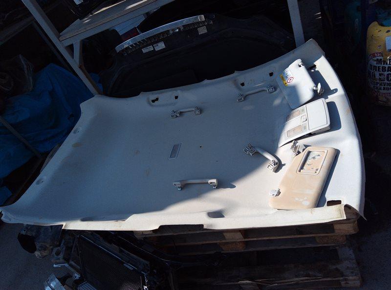 Обшивка потолка Mazda Cx-3 DK5AW S5DPTS 10.2015 (б/у)