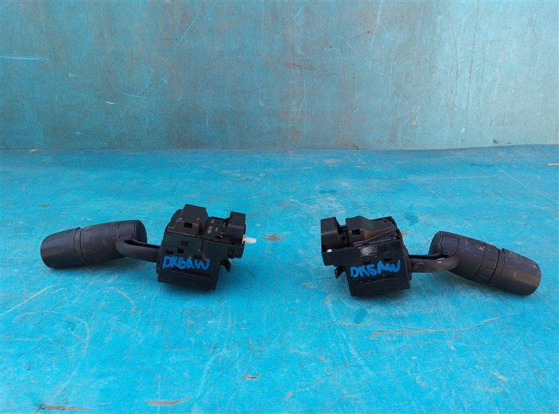 Блок подрулевых переключателей Mazda Cx-3 DK5AW S5DPTS 10.2015 (б/у)