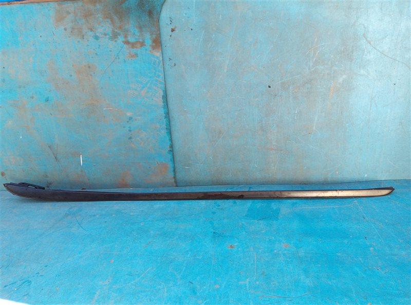 Молдинг лобового стекла Toyota Vellfire AGH30 2AR-FE 02.2015 левый (б/у)