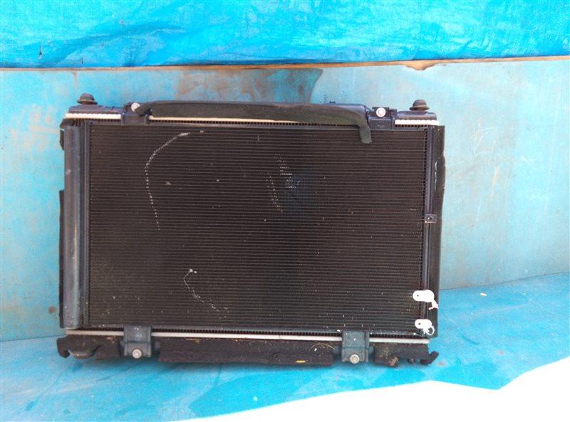 Радиатор основной Toyota Crown Athlete GRS204 2GR-FSE 02.2011 (б/у)