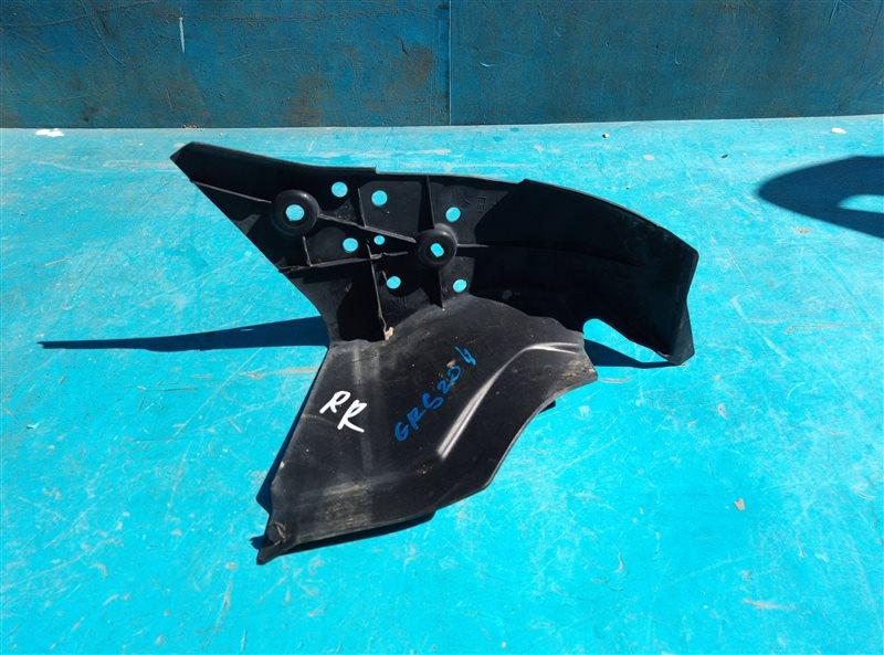 Защита Toyota Crown Athlete GRS204 2GR-FSE 02.2011 задняя правая нижняя (б/у)