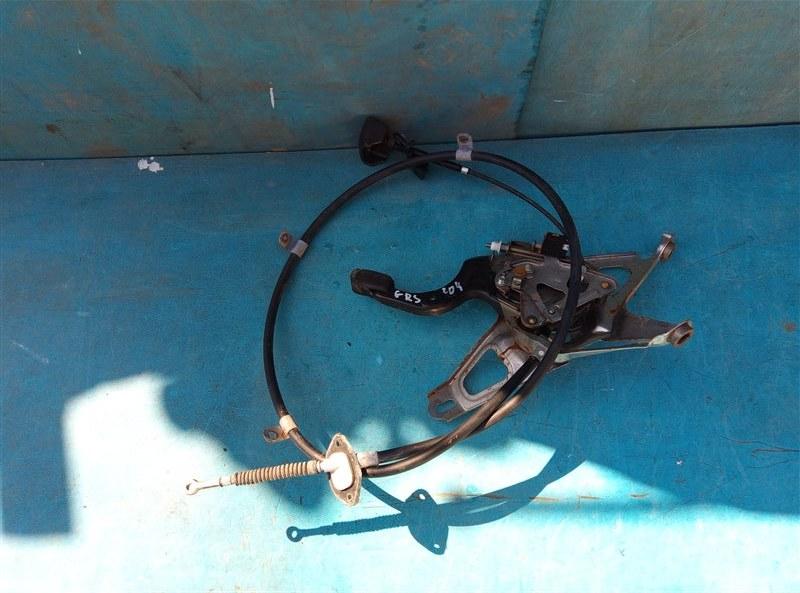 Педаль ручника Toyota Crown Athlete GRS204 2GR-FSE 02.2011 (б/у)