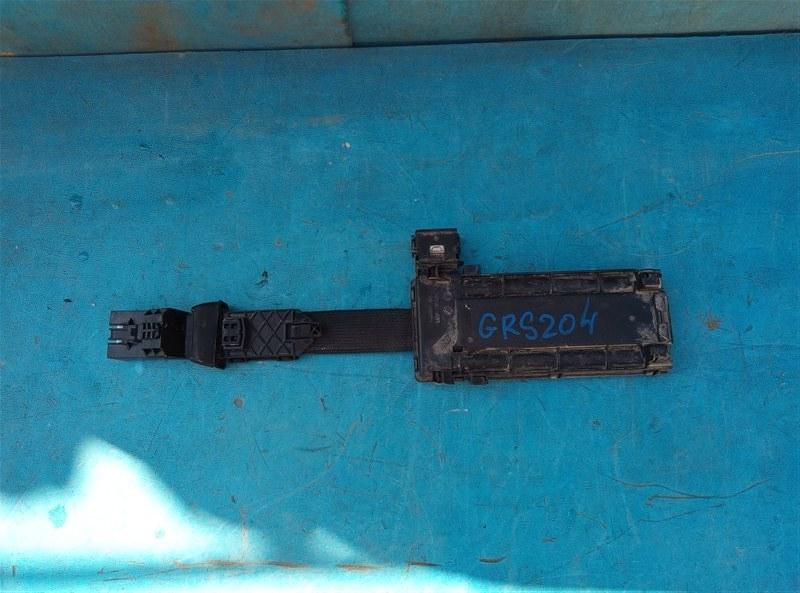 Шлейф-лента air bag Toyota Crown Athlete GRS204 2GR-FSE 02.2011 задняя (б/у)