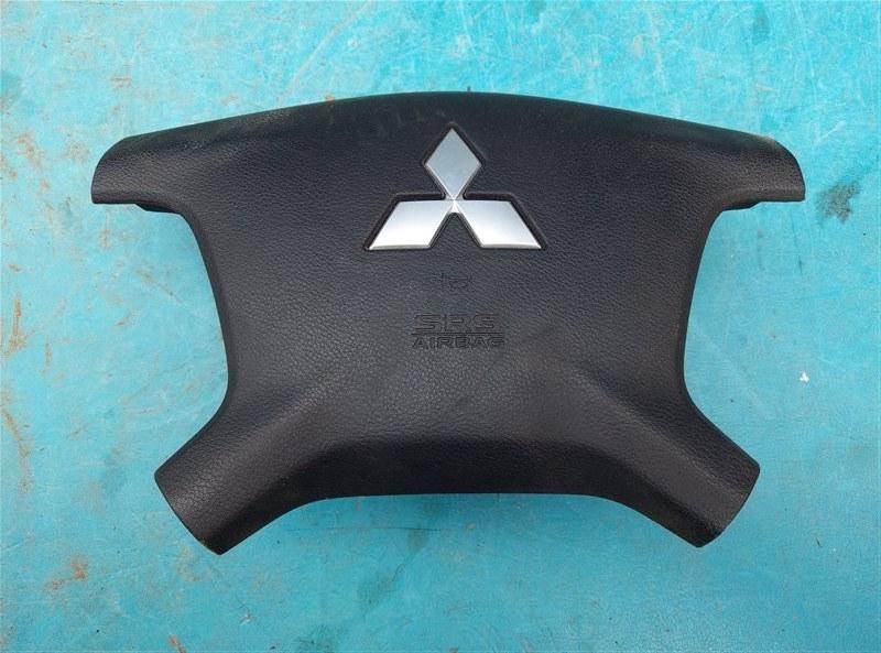 Airbag водительский Mitsubishi Pajero V93W 6G72 03.2015 (б/у)