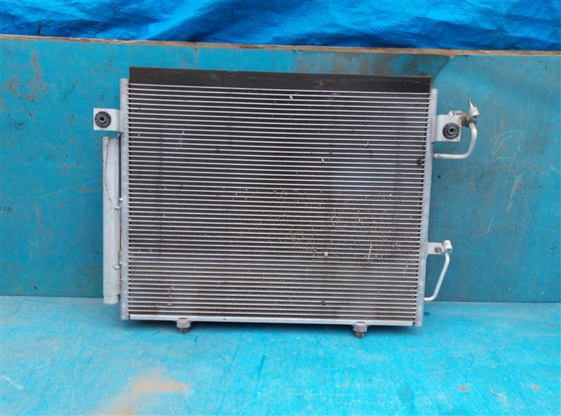 Радиатор кондиционера Mitsubishi Pajero V93W 6G72 03.2015 (б/у)