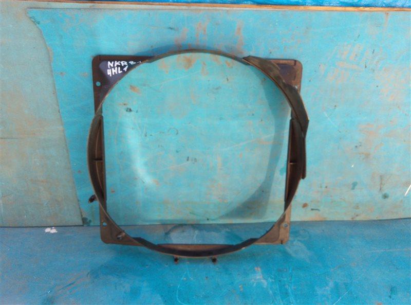 Диффузор радиатора Isuzu Elf NKR81 4HL1 (б/у)