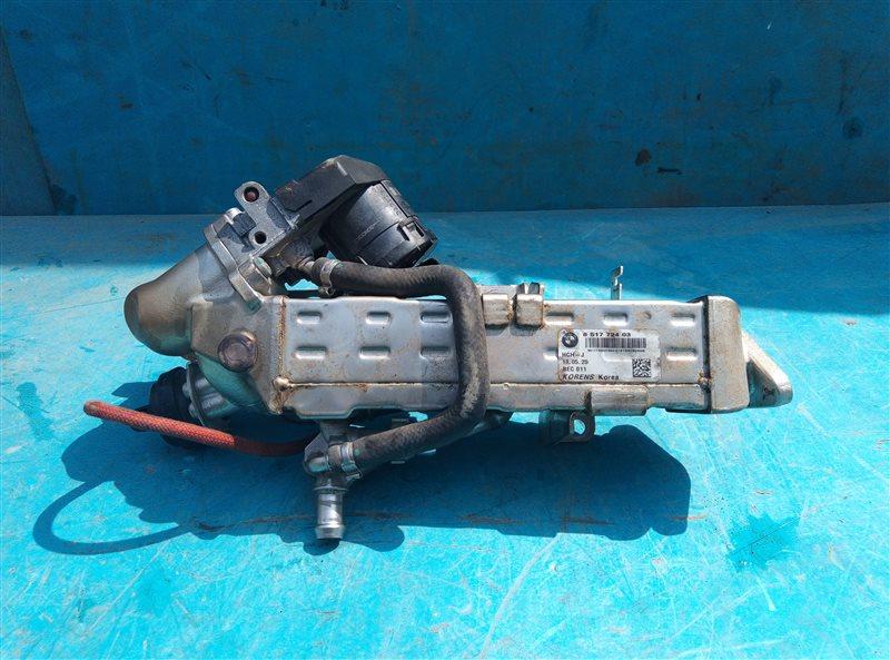 Охладитель egr Bmw X3 F25 N47D20 09.2013 (б/у)