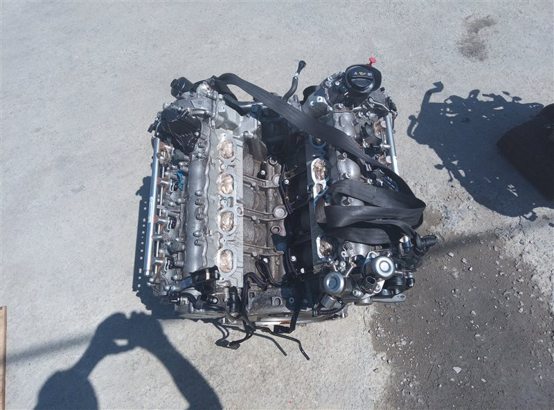 Двигатель Mercedes S 500 Long W222 278.929 11.2013 (б/у)