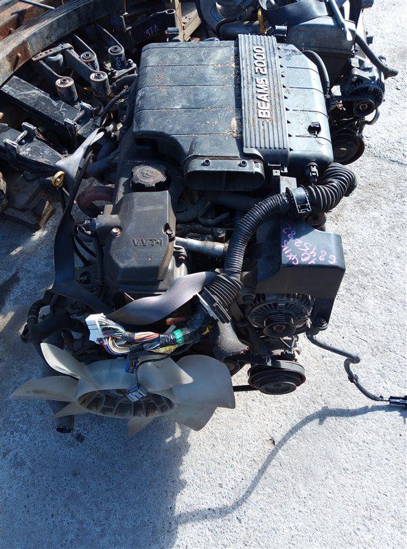 Двигатель Toyota Mark 2 GX115 1G-FE 6845282 (б/у)