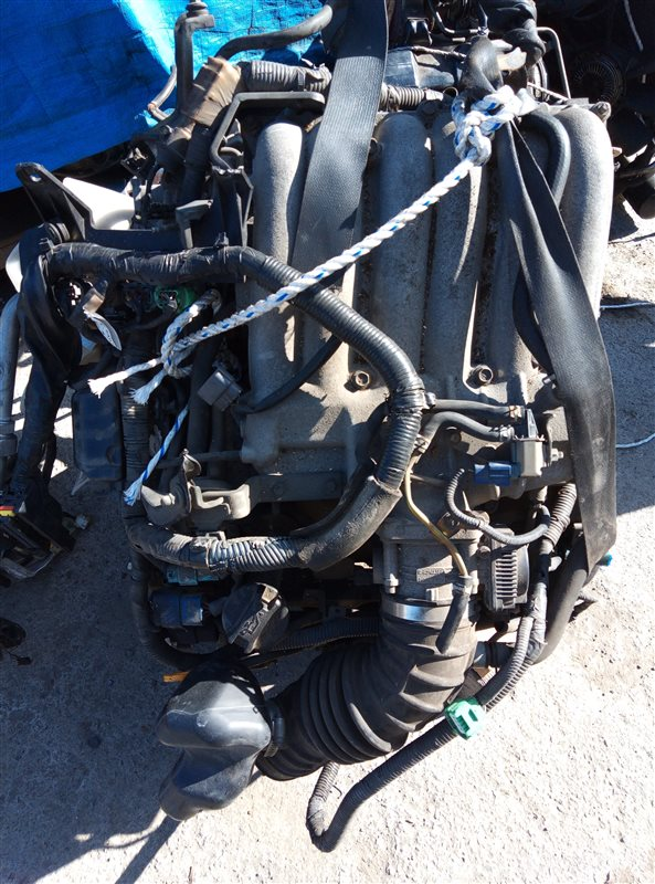 Двигатель Nissan Elgrand NE51 VQ35DE 507363A (б/у)
