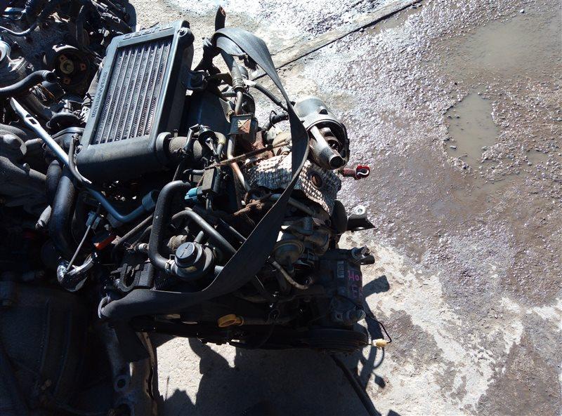 Двигатель Daihatsu Naked L750S EFDET H09795 (б/у)