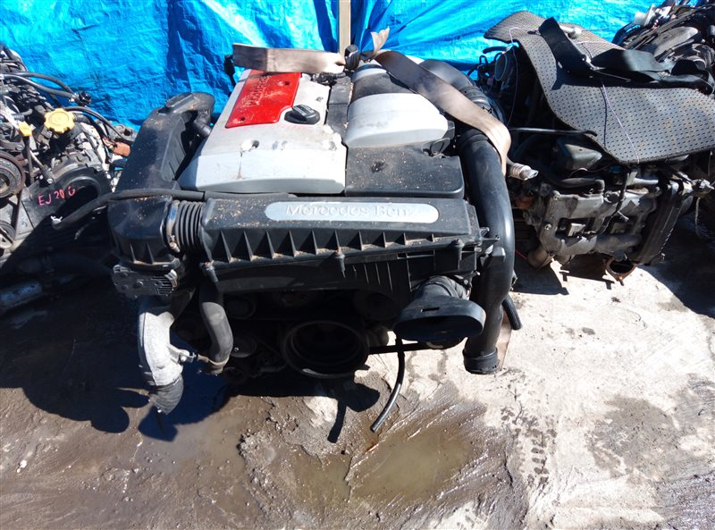 Двигатель Mercedes C 200 Kompressor W203 M111E20EVOLML 32292044 (б/у)