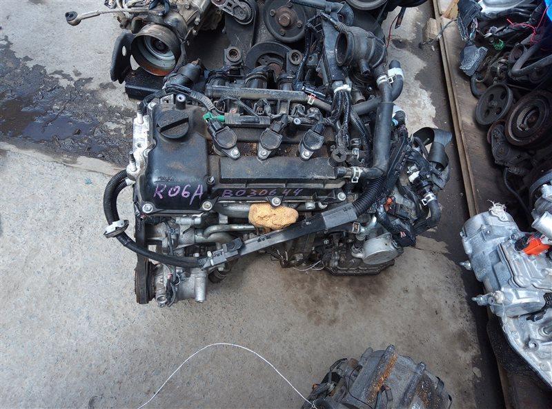Двигатель Suzuki Spacia MK42S R06A B030644 (б/у)
