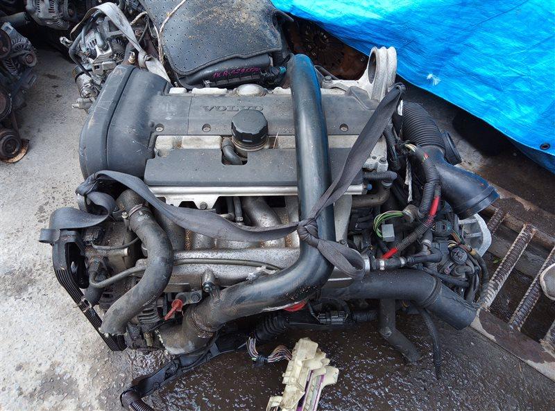 Двигатель Volvo S60 RS58 B5244T3 2460910 (б/у)
