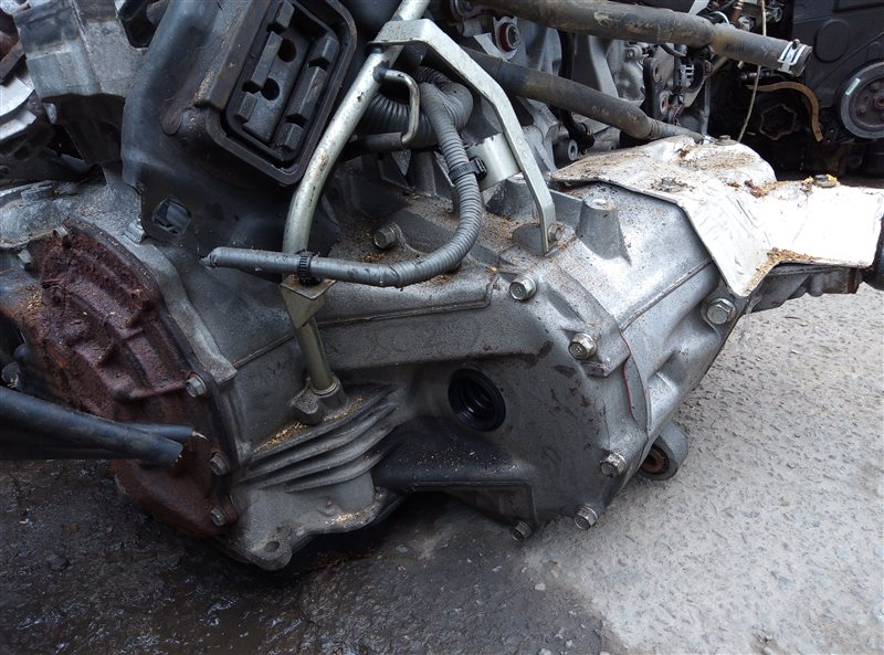 Акпп Mazda Axela BLEAP LF-VE 11363487 (б/у)