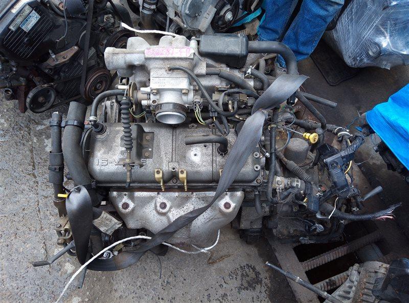 Двигатель Mazda Demio DW3W B3 182970 (б/у)