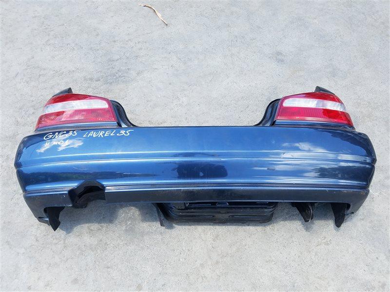Rear cut Nissan Laurel GNC35 RB25DE (б/у)