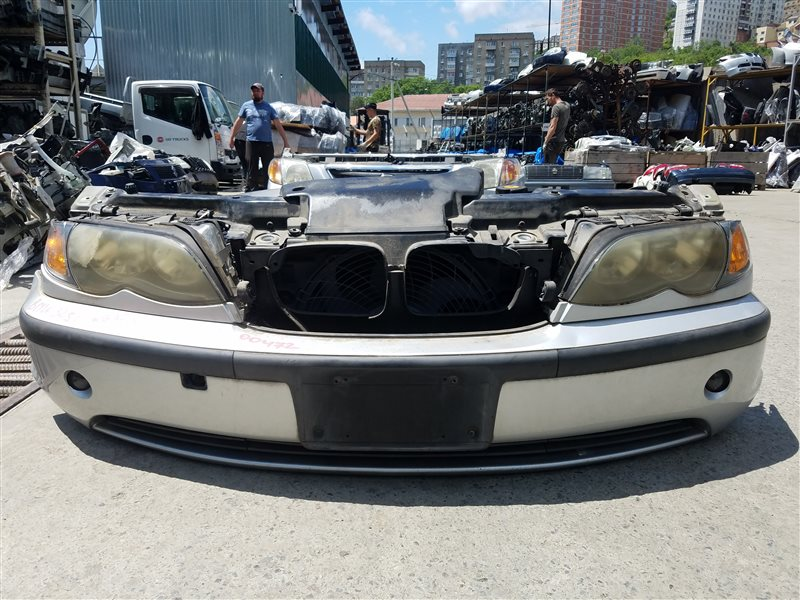 Nose cut Bmw 325I E46 M54B25 (256S5) (б/у)