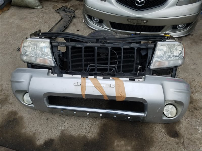 Nose cut Jeep Grand Cherokee WJ ERH (б/у)
