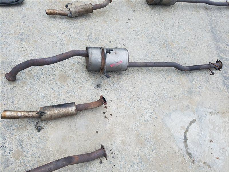 Глушитель Toyota Hiace KZH138 1KZ-TE (б/у)