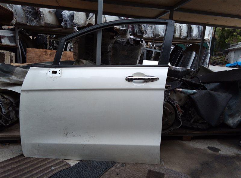 Дверь Honda Edix BE3 K20A передняя левая (б/у)