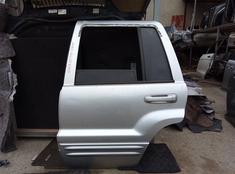 Дверь Jeep Grand Cherokee WJ ERH задняя левая (б/у)