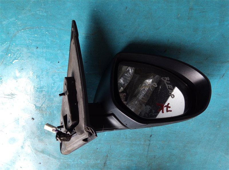 Зеркало Mazda Axela BLEAP LF-VE переднее правое (б/у)