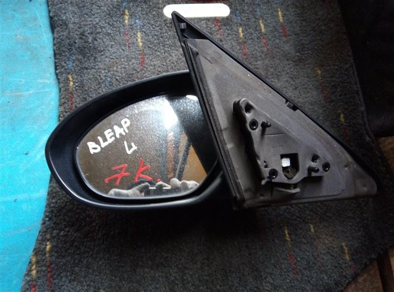 Зеркало Mazda Axela BLEAP LF-VE переднее левое (б/у)