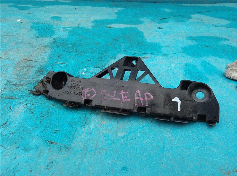 Крепление бампера Mazda Axela BLEAP LF-VE переднее левое (б/у)