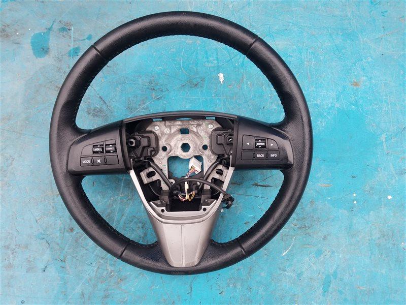 Руль Mazda Axela BLEAP LF-VE (б/у)
