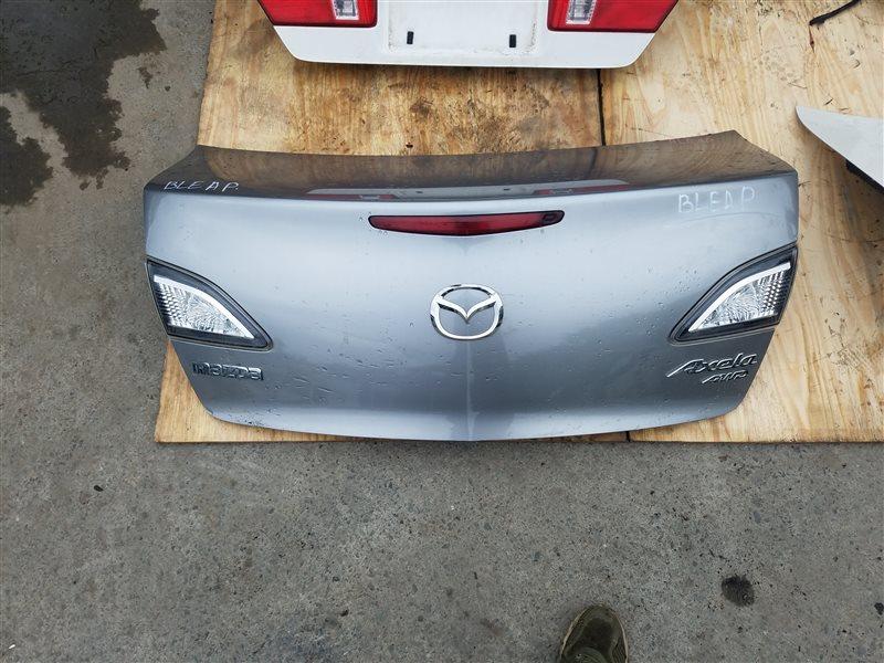 Крышка багажника Mazda Axela BLEAP LF-VE (б/у)