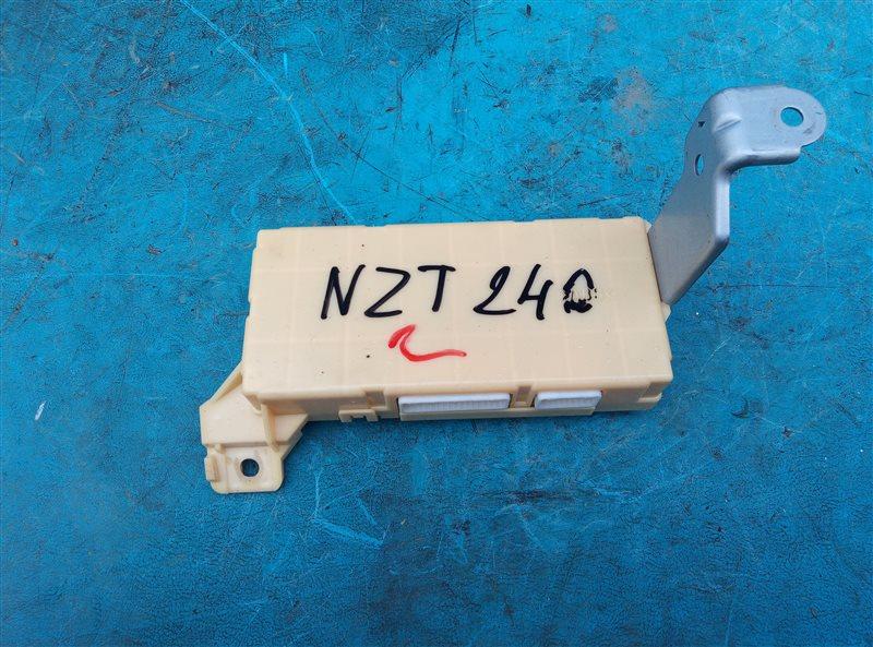 Блок управления климат-контролем Toyota Allion NZT240 1NZ-FE (б/у)